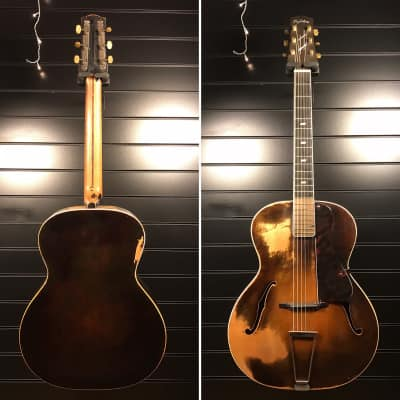 Radiotone Archtop 1936 Sunburst for sale