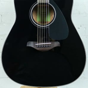 Yamaha FGX800C Black