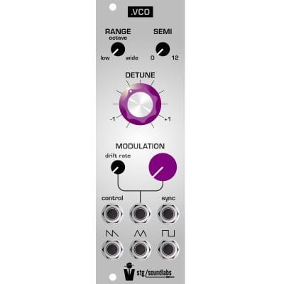 STG Soundlabs - .VCO [eurorack]