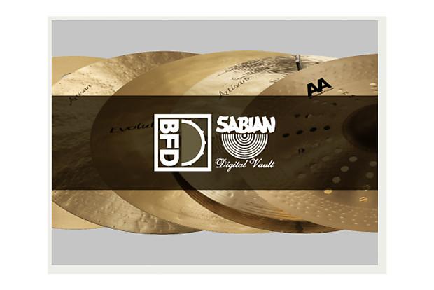 FXpansion BFD Sabian Digital Vault | Recording Software Shop