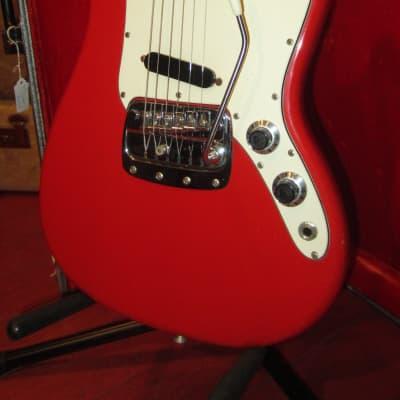 Vintage 1969 Fender Bronco Red for sale