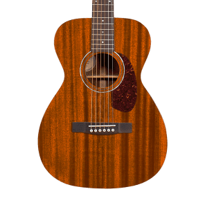 Guild M-120E Acoustic-Electric Guitar - Natural with Case for sale