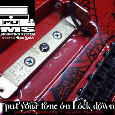 FU-Tone PMS (Pickup Mounting System) Brass