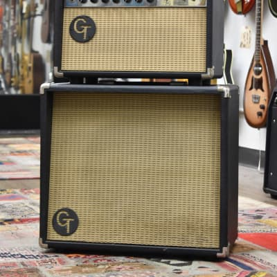 Circa Mid 90s Groove Tubes Soul-O 45 Head And 1X12 Cab Electric Guitar Tube Amp for sale