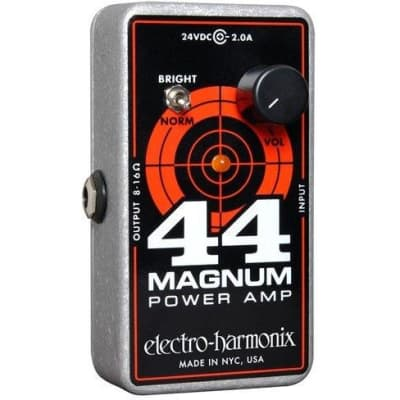 Electro-Harmonix 44 Magnum Power Amp Pedal for sale