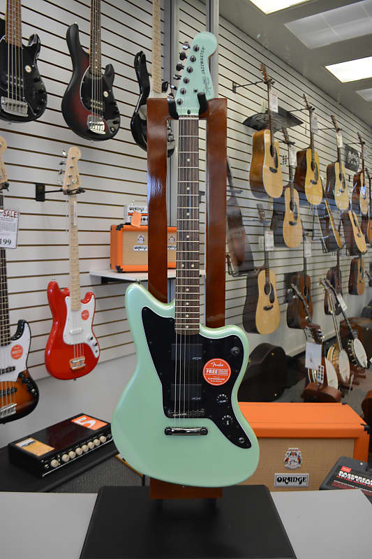 Squier Contemporary Active Jazzmaster HH ST - Surf Green