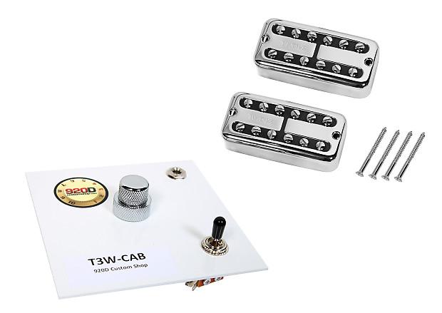 Swell 920D Custom Shop Pt Set T3W Cab Tv Jones Powertron Set Reverb Wiring Cloud Hisonuggs Outletorg