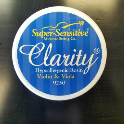 Super-Sensitive Clarity Hypo-Allergenic Rosin