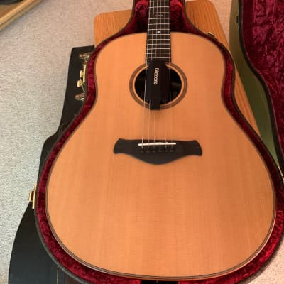 Taylor Builder's Edition 717e with V-Class Bracing 2019 - 2020 Natural