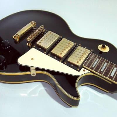 DiMavery LP713 Custom schwarz mit 3TA for sale