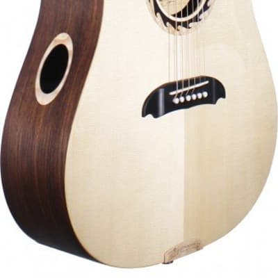 Riversong TRAD 3 N Tradition 3 Series Dreadnought Solid Sitka Spruce 6-String Acoustic Guitar for sale