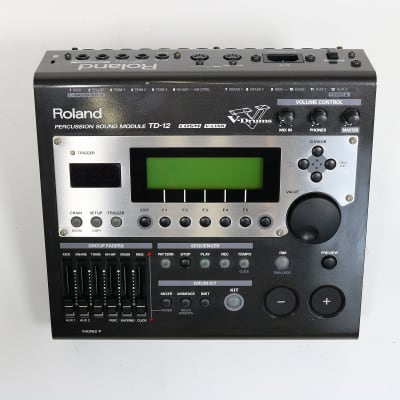 Roland Td-12 Drum-Machines-And-Samplers- Free Shipping*