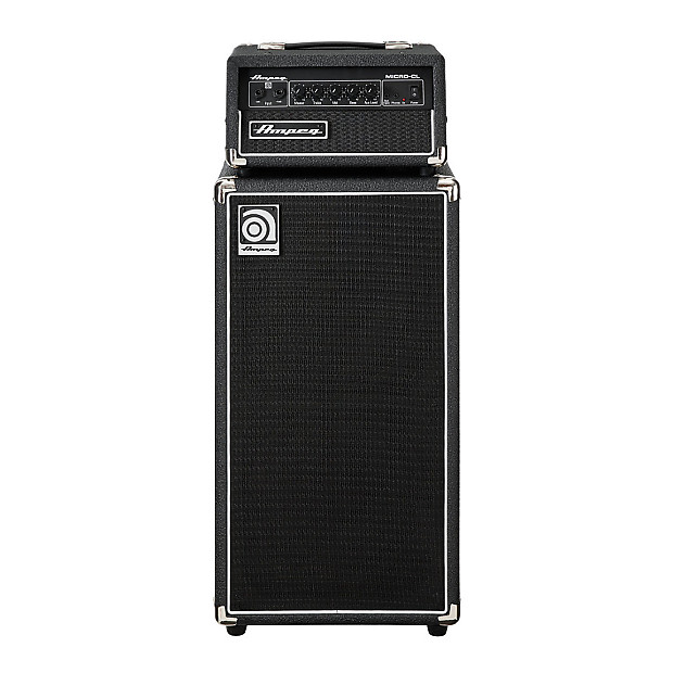 ampeg micro cl svt classic stack 100 watts zzounds reverb. Black Bedroom Furniture Sets. Home Design Ideas