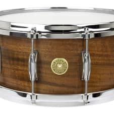 Gretsch 130th Anniversary 6.5x14 Claro Walnut Snare Drum