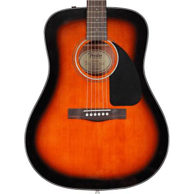 Fender CD-60 Spruce/Mahogany Dreadnought