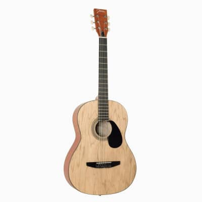 Johnson Acoustic-Red