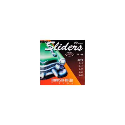 Thomastik Blues Sliders SL109 09-43