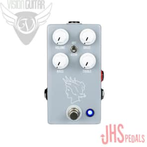 JHS Pedals Twin Twelve Channel Drive V2 Overdrive Pedal for sale