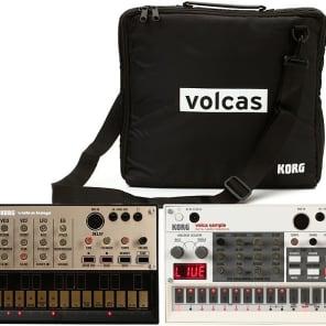 Korg Volca Sampler + Volca Keys Bundle