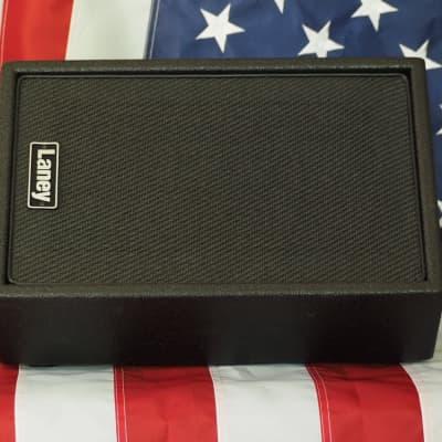 Laney IRTX Black NOS in Factory Packaging Video Demonstration Free Speaker Stand