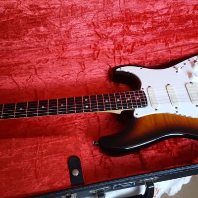 Fender Stratocaster - Strat Plus Ultra 1993 Sunburst for sale