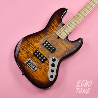 Revelation RBN Bass (Dark Sunburst, HH) for sale