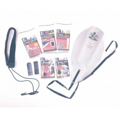 BG Model P1NL Pro Pack for Bb Clarinet (Strap, Swab, Pad Dryer, Mpc Cushions, Thumb Rests)