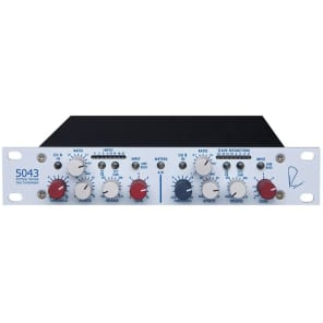 Rupert Neve 5043 Portico 2-Channel Compressor and Limiter (Horizontal)