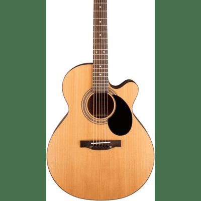 Jasmine S34C Cutaway Acoustic Guitar  Natural image