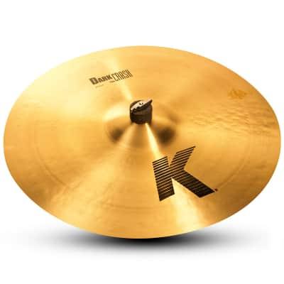 "Zildjian 20"" K Series Dark Thin Crash Cymbal"