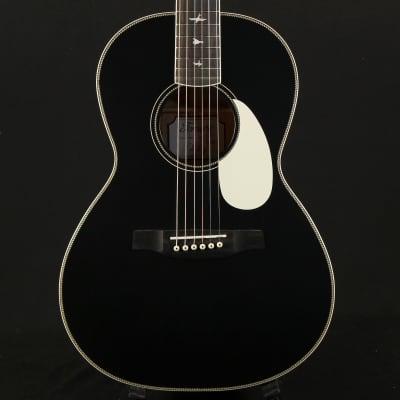Paul Reed Smith PRS SE P20E Satin Black Parlor Acoustic (D17467)