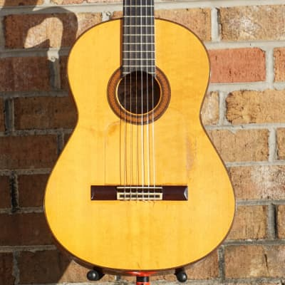 1963 Ramirez 1A Flamenco Guitar for sale