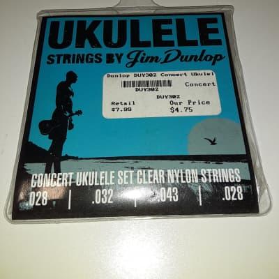 Dunlop DUY302 Concert Ukulele String Set