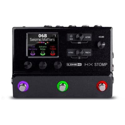 Line 6 HX Stomp Multi-Effects Processor Pedal