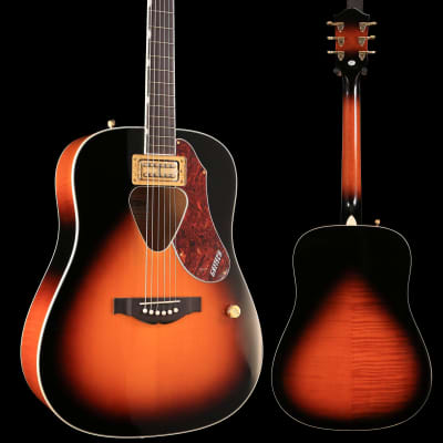 Gretsch G5031FT Rancher Dreadnought, Fideli-Tron Pickup, Sunburst S/N IS180400083 5lbs, 12oz for sale