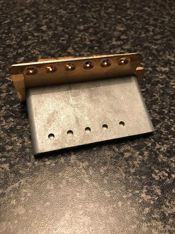 fender stratocaster srv tremolo gold bob 39 s guitar shop reverb. Black Bedroom Furniture Sets. Home Design Ideas