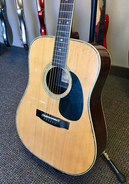 fender f 65 1970 39 s acoustic guitar w case made in reverb. Black Bedroom Furniture Sets. Home Design Ideas