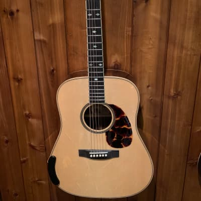 Roy Noble Brazilian Dreadnaught 2008 Natural for sale