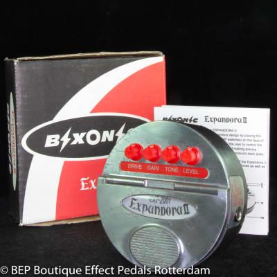 Bixonic Expandora II EXP-2001 Japan s/n 0109018 , Billy Gibbons ZZ Top