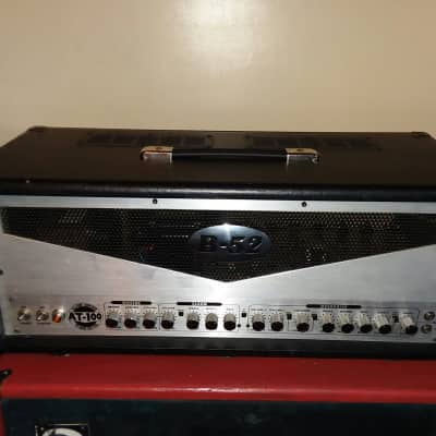 B-52 AT 100 3 Channel 100 watt All Tube Guitar Amplifier Head Tube/Solid State/class AB switchable rectifier for sale