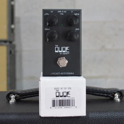 J Rockett Audio Designs The Dude Overdrive Pedal (Pre-owned)