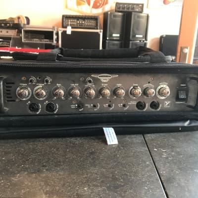 Yorkville Bassmaster XS400 Rackmount Head in Gator Case for sale