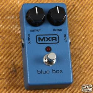 MXR Blue Box for sale
