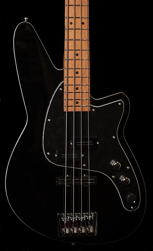 reverend decision p black electric bass guitar reverb. Black Bedroom Furniture Sets. Home Design Ideas