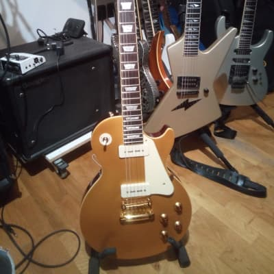 Epiphone 56 Les Paul Pro  Goldtop Upgraded for sale