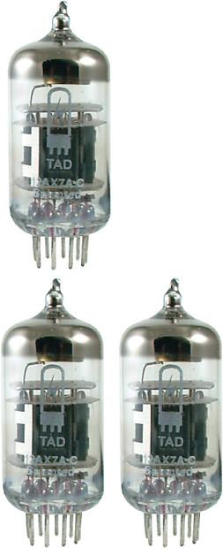 Fender Blues Jr  Tube Set (x2 EL84, x3 12AX7)