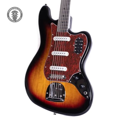 2019 Electrical Guitar Company Bass VI Sunburst for sale