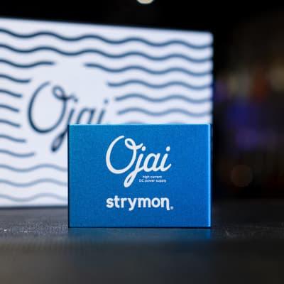 Strymon Ojai 5-output High Current Guitar Pedal Power Supply