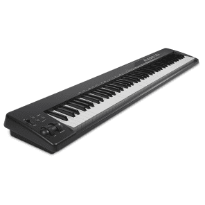 Alesis - Q88 - 88-Key Professional Full Length USB/MIDI Keyboard Controller