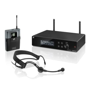 Sennheiser XSW 2-ME3-A Wireless Headset Microphone System - Band A (548-572 MHz)